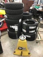 tire changing yourself
