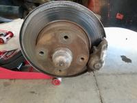 Tires installed NANKANG