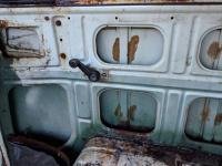 buss door with vanagon window handle