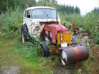 Double cabTractor plow? what ever that might be...
