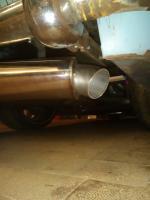 custom exhaust