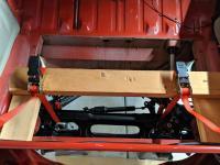 Variant on body cart