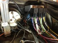 Semaphore turn signal relays