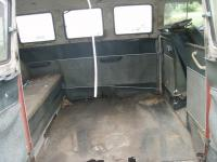 bus floor mat