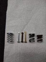 rear springs and pins 67