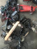 The Ghiapet engine tear down