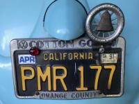 Early California Plate