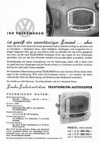 Telefunken car radio