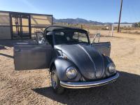 69 vw bug convertible