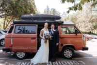Bus Wedding