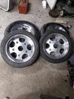 Randee randar circus wheels