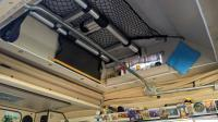 Van high roof pop top