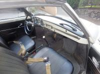 1966 Karmann Ghia Dash