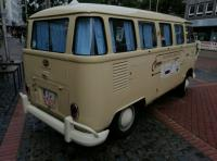 Ox·y·mo·ron - Straight & Clean Brazilian VW Bus