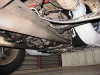 1966 Karmann Ghia Axle Boot