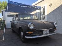 Old 1967 squareback