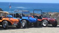 Buggy run to the coast.