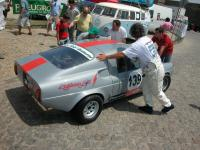 Lightening Bolt Classic Car Racing Team, Portugal.