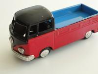 Endoh VW Pickup Truck Tin Toy