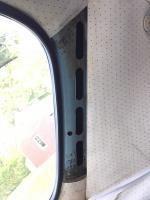 rear air vent interior openings 1971 Beetle