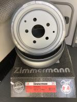 Zimmermann Brake Drums