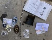Vanagon shifter kit