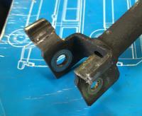 Vanagon shift rod - forward end