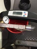 Vanagon manometer