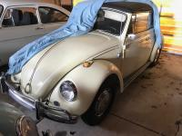 1967 VW Beetle Convertible