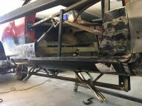 1967 Karmann Ghia restoration
