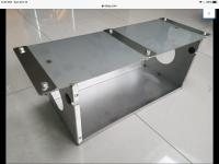 Diesel heater enclosure box