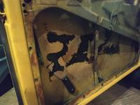 Refurbushished doors