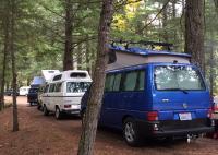 Oly Bullis North Cascades Trip