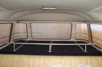 rear shelf luggage rails