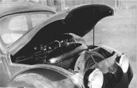 Volkswagen Prototype - first body