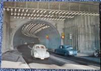 Ragtop in Mount Blanc Tunnel, Chamonix