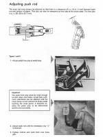 Brake Pushrod Adjustment