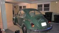 My 1971 Green bug project car