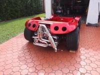 Billet Specialties Street Lite Wheels on Manx Dune Buggy