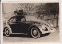 Split Beetle with roofrack