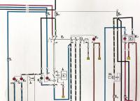77 & 78 Flasher/Hazard Switch Wiringin Diagram