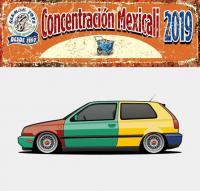22da. Concentración Mexicali 2019