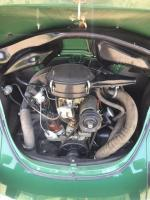 Bone stock 1970 bug engine with less than 20k miles