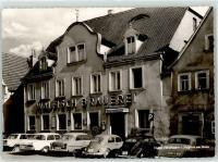 Oval at Haßfurt am Main, Walfisch Brauerei