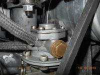 71 Karmann Ghia Convertible