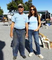 Great pleasure meeting Richie from RichiesGarage at Hershey!