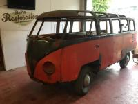 1956 Swedish RHD Samba