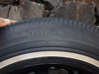 Vredestein Tire - Original Spare Tire