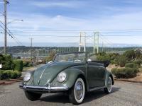 1955 Congo Green , Narrows Bridge Tacoma Wa.