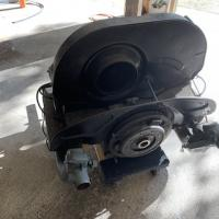 1961 Ragtop Beetle engine